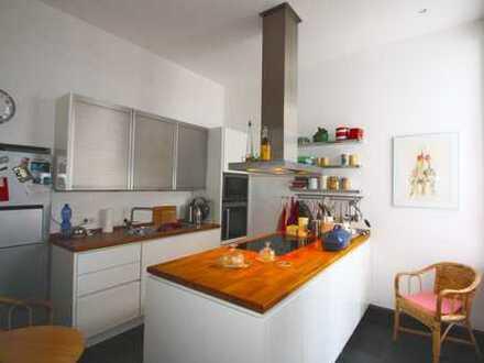 Stillvolle Altbau-Wohnung