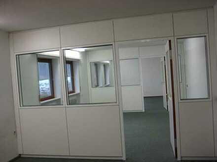 Kleines Büro in sehr ruhiger Lage
