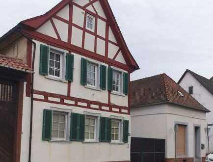 MFH mit 4 vermieteten Wohnungen in Herrnsheim als Kapitalanlage oder (Teil-)Eigennutz