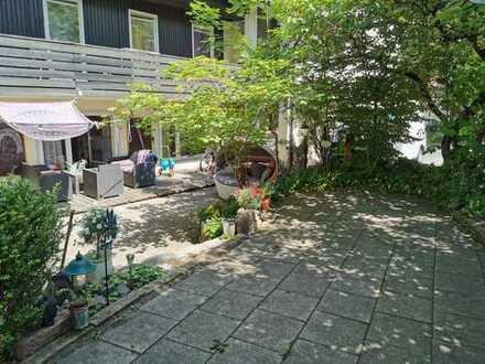 Preiswerte 4-Zimmer-Terrassenwohnung mit Balkon in Ravensburg (Kreis)