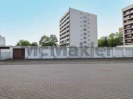 Attraktives Renditepaket vor den Toren Frankfurts: 2 vermietete 1-Zi.-ETW mit Balkon in grüner Lage