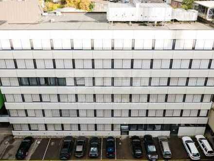 Teil-Modernisierte Büro- u. leichte Produktionsfläche im Zentrum von Backnang zu vermieten!