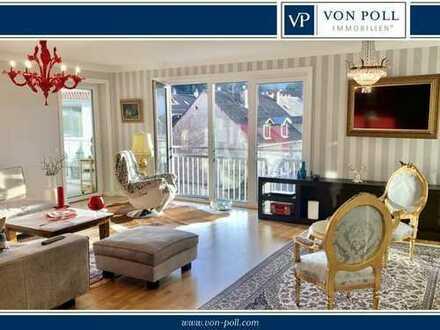 Exquisite 3 Zimmer Wohnung in guter Lage von Baden-Baden
