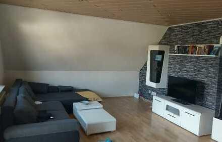 ! 4-Zi.Dachgeschoss-Maisonette-Wohnung in Seligenstadt-Froschhausen !Sturmschaden!
