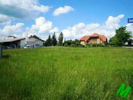 + Maklerhaus Stegemann + Grundstücke im Gewerbe- und Technologiepark Rosenow Süd