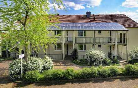 Schöne 3-Zimmer Wohnung mit Blick ins Münsterland!