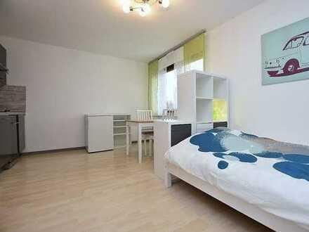 Möblierte 1-Zimmer Wohnung, lukrativ vermietet