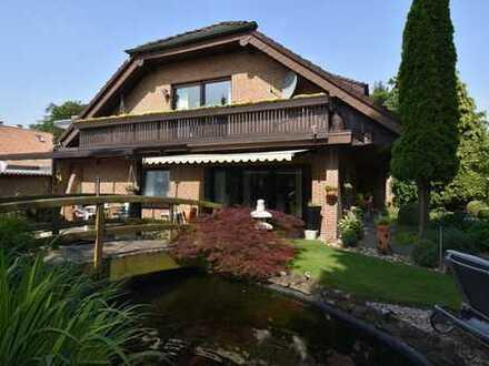 Seepark Ternsche: Großzügiges Einfamilienhaus mit traumhaftem Garten und großem Carport