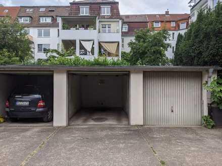 Garage im Garagenhof am Antoniuskirchplatz
