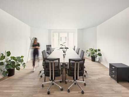 7er Teambüro im Unicorn.Berlin Workspace in der City West