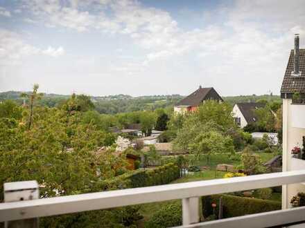Teilrenovierte 5-Zimmer-Altbau-Dachgeschosswohnung mit traumhaftem Ruhrblick in Linden/Dahlhausen