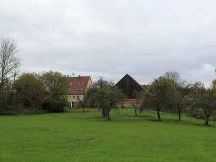 Liebhaberanwesen in ländlicher Idylle - Randlage - 3800QM Grundstück - ca. 300qm Wohnfläche