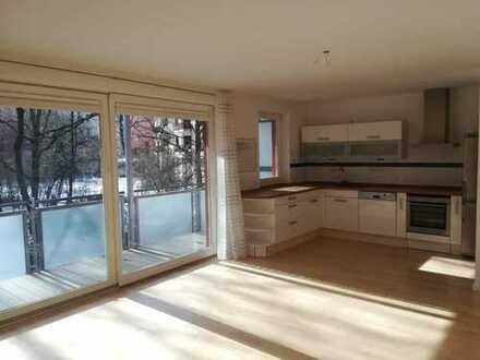 Ruhige und sonnige 3-Zimmer-Wohnung in Moosach