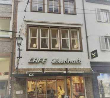 Geschäfts- und Wohnhaus in der Freiburger Innenstadt