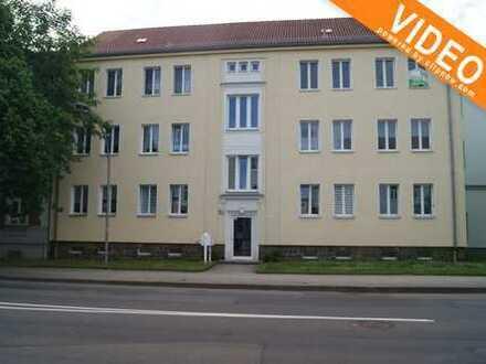 Wohnen in Markranstädt Nähe Kulkwitzer See- Gemütliche 2-Raumwohnung im 1. Obergeschoss