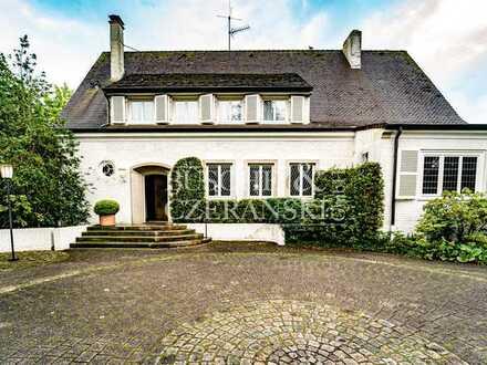 MS - Mecklenbeck || Bürovilla 288 m² || 2.000 m² Grundstück II Frei ab 01.08.21
