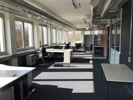 Bürofläche und optional Produktionsfläche zur vermieten