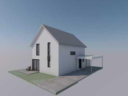 Baugrundstück mit wunderschönem Lehner Haus