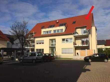Neuwertige 5-Zimmer-Maisonette-Wohnung mit Balkon in Endingen