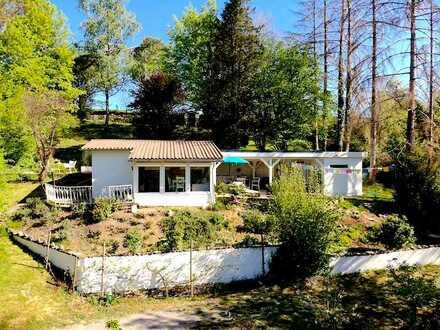 *reserviert* Finca Blanca - Idyllisches Ferienhaus mit großzügigem Grundstück