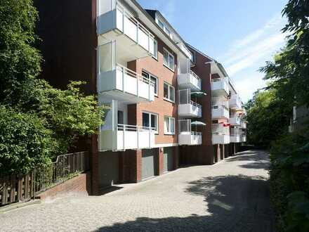 helle und gepflegte 3-Zimmer-Wohnung in Huchting
