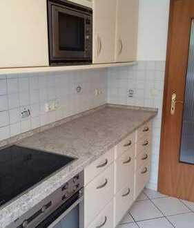 Freundliche 2-Zimmer-Wohnung (teilmöbliert) mit Einbauküche und Balkon in Bramfeld, Hamburg