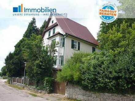 Wohnen in historischen Gemäuern! Wohnhaus in Langenburg