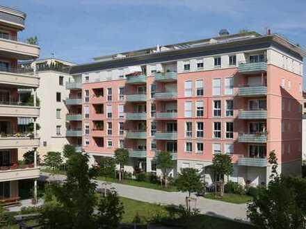Perfekt geschnittene 3-Zimmer-Wohnung mit West-Balkon in Bestlage Haidhausen direkt am Haidenaupark