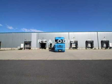 Lager / Logistik | 5x Rampe | ca. 8,00 m UKB
