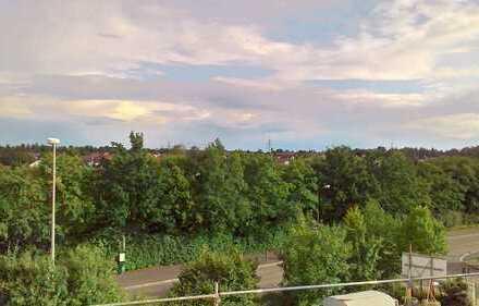 NEUBAU I Gute INVESTITION I herrlicher Blick ins Grüne I 2-Zimmer-Wohnung I Süd-Loggia und Balkon