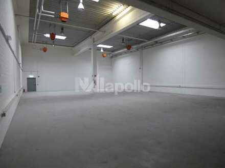 Top gepflegte Hallenfläche zu vermieten / autarke Einheit