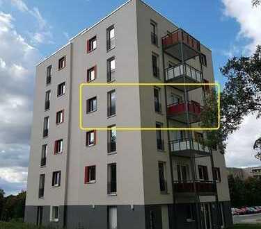 3-Raumwohnung mit Balkon an der Dresdner Heide!