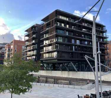 Schöne, geräumige zwei Zimmer Wohnung in Hamburg, HafenCity - PROVISIONSFREI