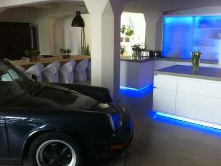 Einmalige Gelegenheit - Exklusives Loft 225 m² in begehrter Wohnlage zentral in Stuttgart