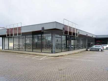 Flexibel nutzbare Hallenfläche in Niederzier