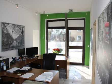 Büro / Wohnung im Erdgeschoss in Bad Wörishofen! Ab Oktober 2020 frei!