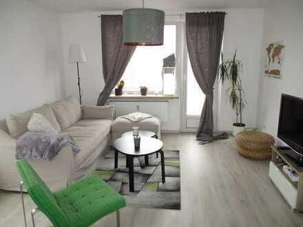 Saniert 2018 - In zentraler, ruhiger Lage: 2-Zimmer-Wohnung mit Balkon zu vermieten!