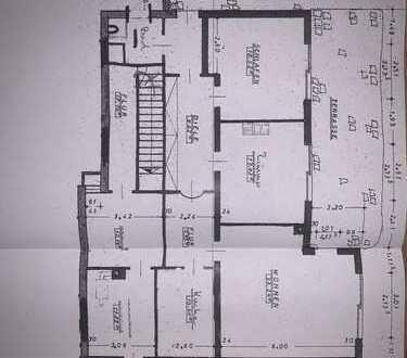 Modernisierte 2,5-Zimmer-Terrassenwohnung mit Terrasse und Einbauküche in Bensheim