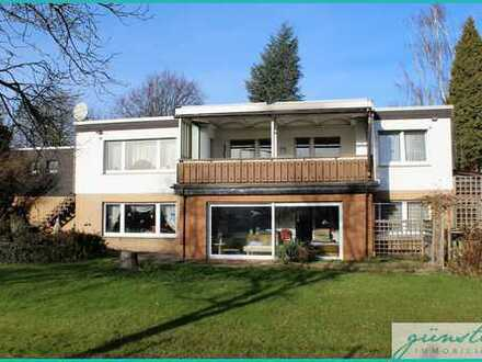 Zweifamilienhaus mit Doppelgarage und viel Potenzial zur eigenen Gestaltung in Dortmund-Aplerbeck!