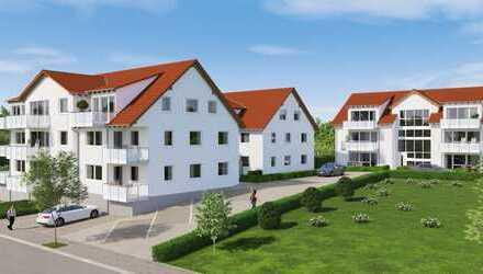 Investieren Sie in die Zukunft - tolle Wohnung im attraktiven Neubauprojekt