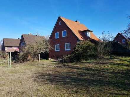 schön gelegenes Einfamilienhaus in Nähe der Jeetzel