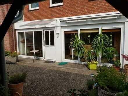 Dülmen-Buldern, 3-Zimmer-Wohnung mit Garten in ruhiger Lage