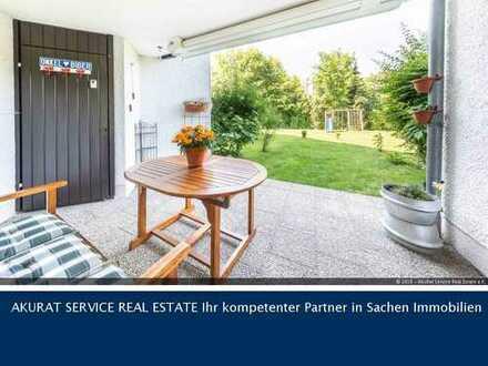 TOP-Angebot! sanierte 3-Zimmer Gartenwohnung in Germering-Unterpfaffenhofen
