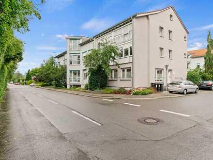 Barrierefreie 2-Zimmer-Wohnung mit Balkon in betreuter Seniorenwohnanlage in Weingarten