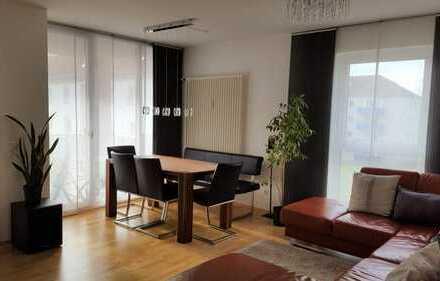 Helle, moderne 3-Zimmer-Wohnung mit Süd-West-Balkon und Aufzug