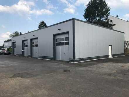 149 m² Hallenflächen-Neubau in guter Gewerbelage in Siegburg