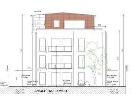 Wohnen MITTEN in Achern, nur 4 Wohneinheiten, Penthouse + große 4-Zimmerwo.