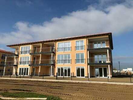 4 - Zimmer - Wohnung im 1. Stock ++ KFW 55 Fertigstellung Dezember 2019