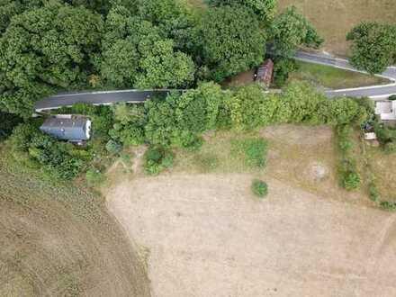 Online-Auktion: Grundstück in Hanglage in der Nähe von Hof (O-383)