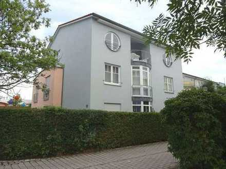 Attraktive 3-ZKB mit Loggia, 84 qm, schöne hohe Räume, IN-West zw. Stadtmitte und Klinikum